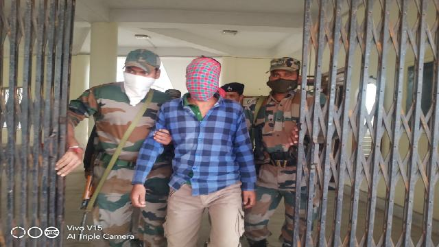 News Headline Jan 12, 2021 : Tripura Police nab four insurgents along with arms