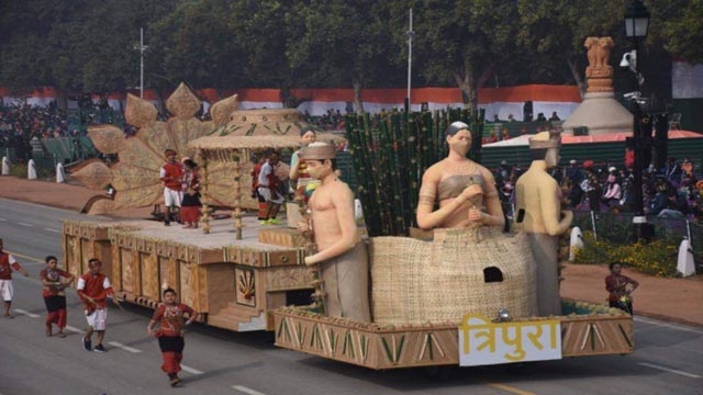 News Headline Jan 24, 2021: Tripura R-day Tableau will highlight bamboo based theme during the parade