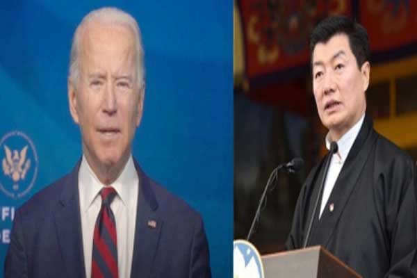 Biden should appoint special envoy to Tibet: Sangay