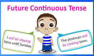 Future Continuous Tense: Image Courtesy_Kids world fun